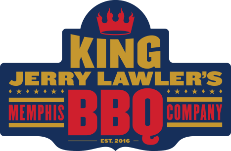 Jerry Lawler BBQ Logo